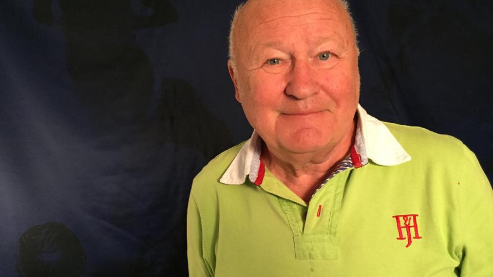 Lars Åke Lagrell
